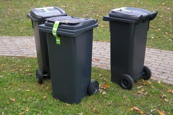 ディスポーザー_ゴミ箱