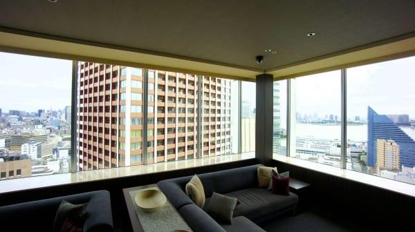 芝浦アイランドグローヴタワーの眺望