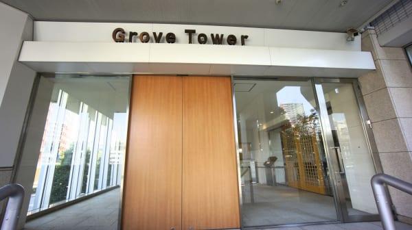 芝浦アイランドグローヴタワーはオートロック