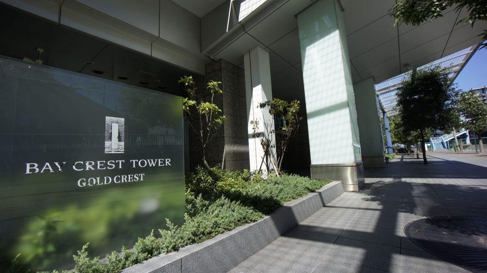 ベイクレストタワー_外観