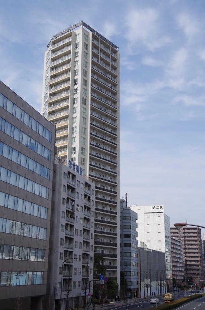 品川タワーレジデンス_外観
