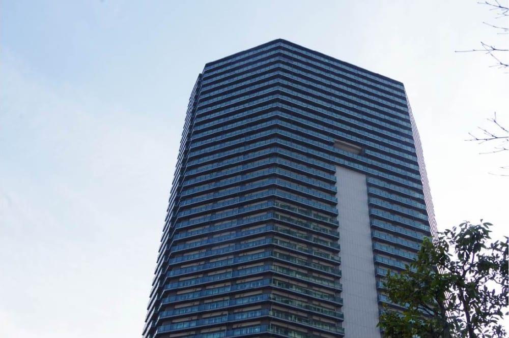 シティタワー品川_外観