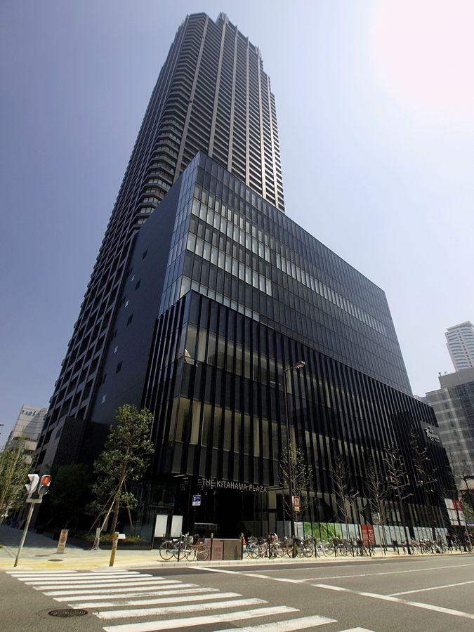 675px-The_Kitahama_Tower_&_Plaza