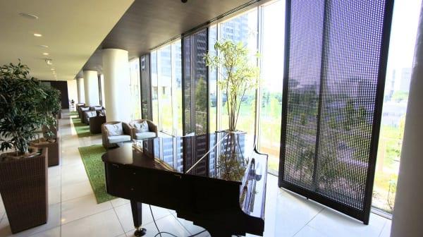 ザトヨスタワー ピアノ