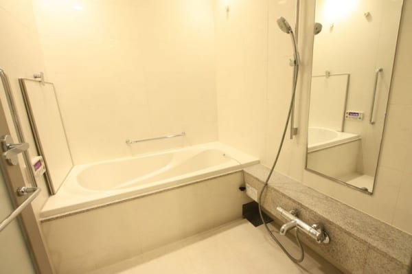 ザトヨスタワー バスルーム