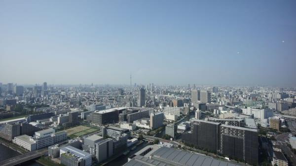 ザトヨスタワー眺望