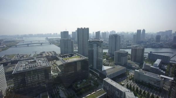 ザトヨスタワー 眺望