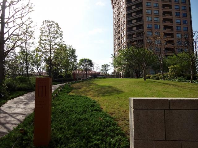 知っていますか?公開空地と提供公園の違い