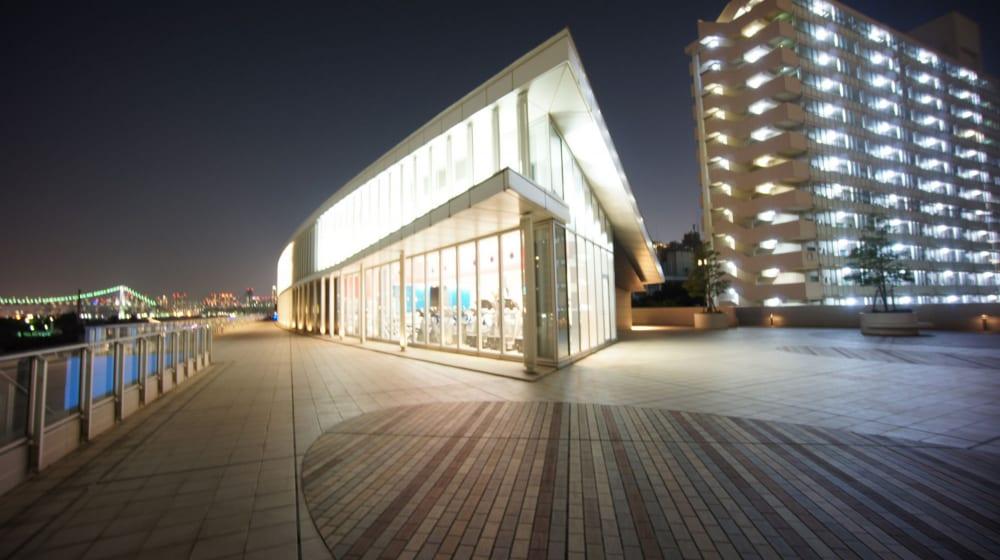 ザ東京タワーズの有名施設、シーサイドアネックス