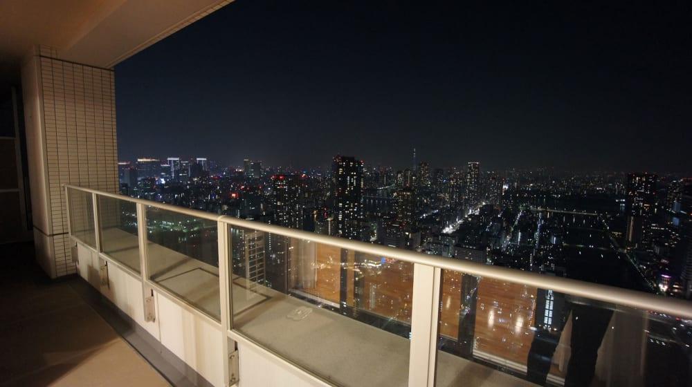 夜景と眺望