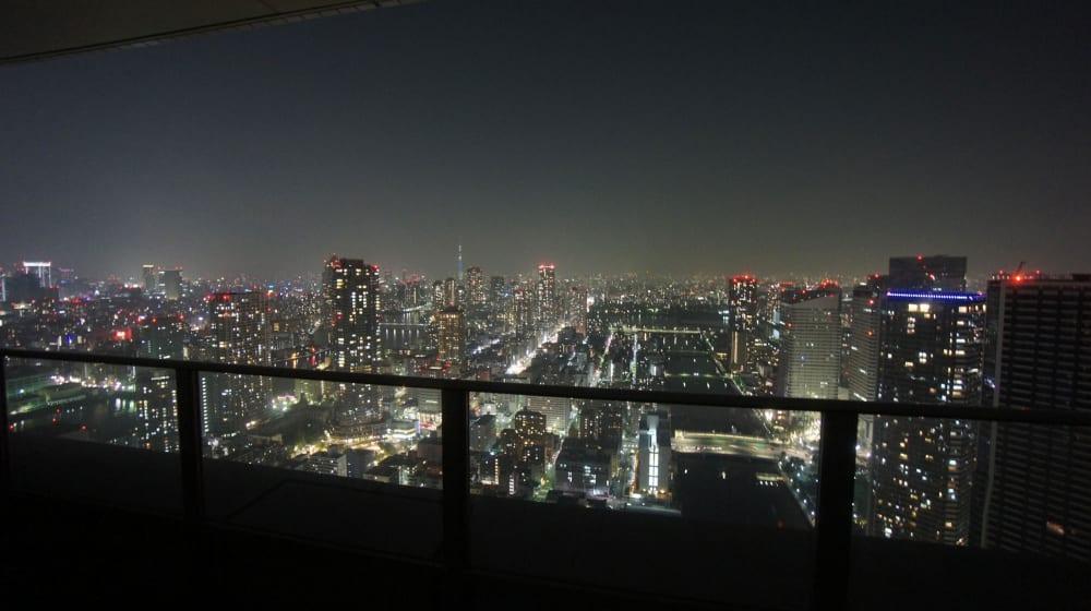 都心の眺め