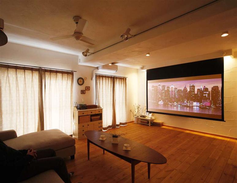 マンションで簡単に楽しむ自作ホームシアターのすすめ