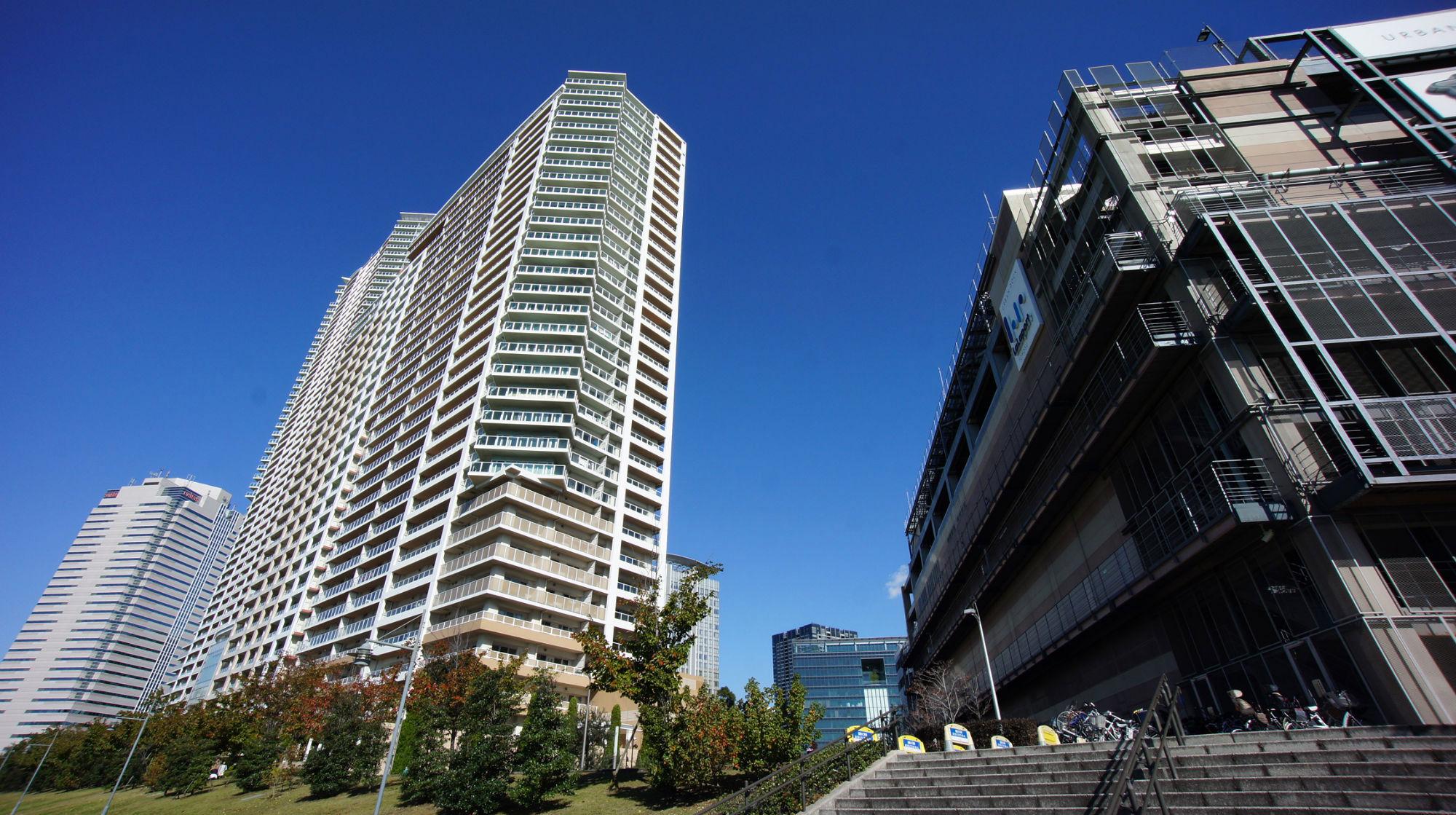 アーバンドックパークシティ豊洲タワーB4