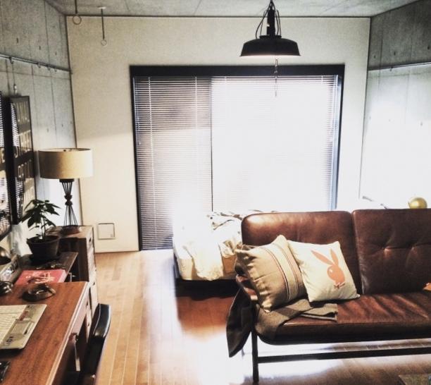 お部屋をインダストリアルインテリア風の家具・テイストに統一してみては?