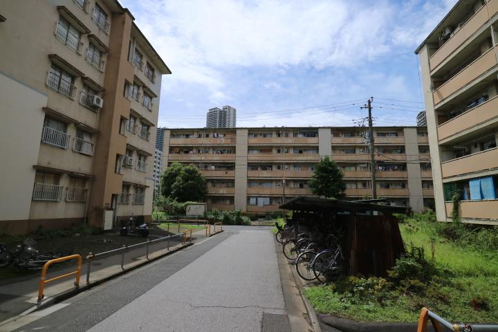 辰巳1丁目団地4