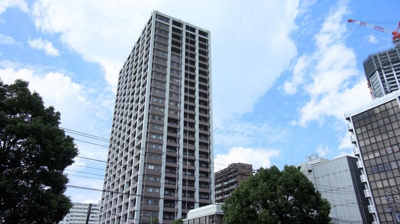 コスモ東京ベイタワー 外観