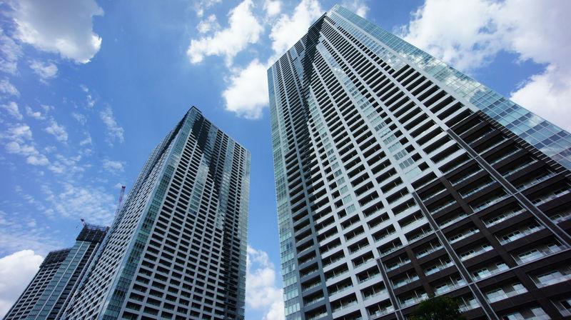 THE TOKYO TOWERS 外観