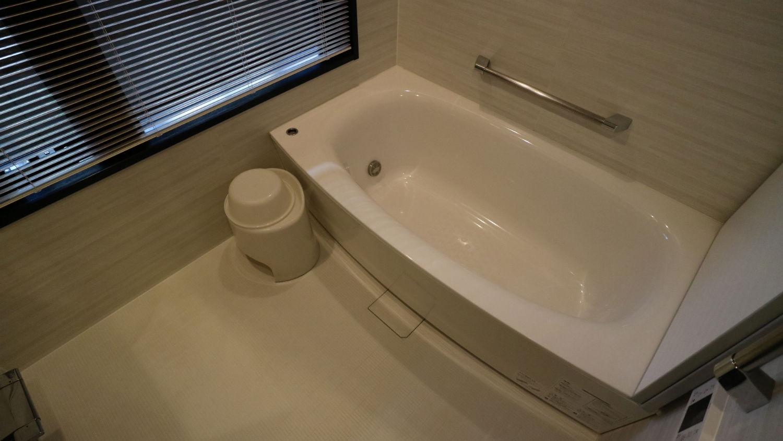 ゲストルーム(洋室)のお風呂