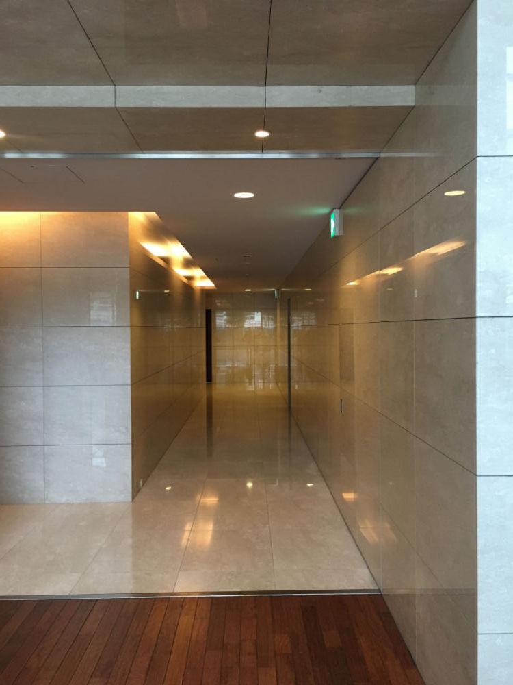 ベイクレストタワー_廊下