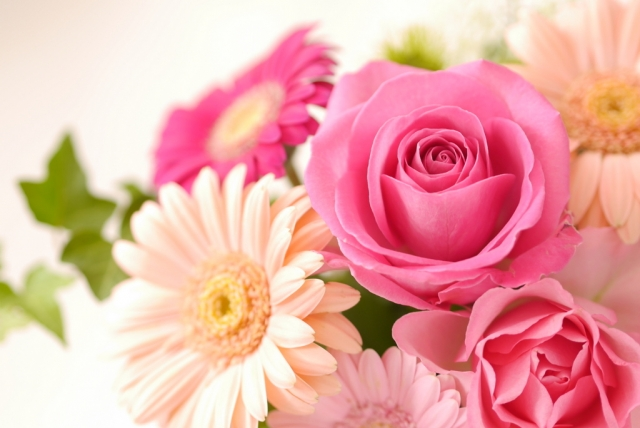 【お手軽風水】リビングにお花を飾って安らぎを