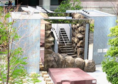 SGC_CG2_石のフォリ―高輪の大木戸