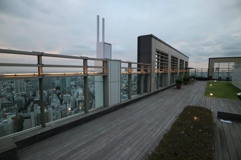 パークタワーグランスカイ スカイテラス2