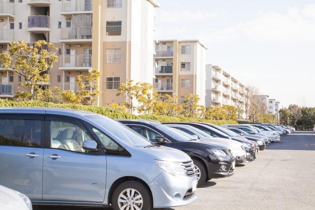 駐車場の例