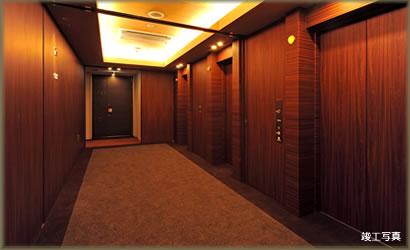 CTSS_エレベーターホール