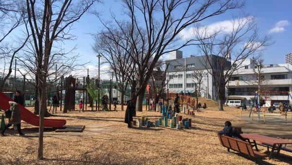 鮫洲運動公園_全体