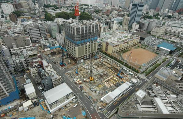 五反田の再開発1