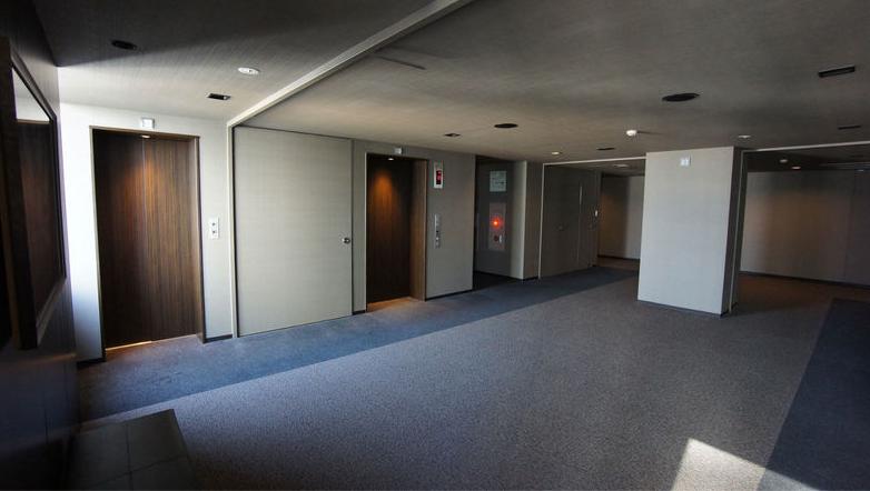ガレリアグランデ エレベーターホール