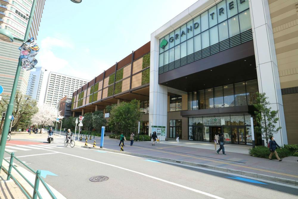 リエトコートの武蔵小杉内の周辺商業施設3