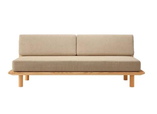 無印良品のソファベッド