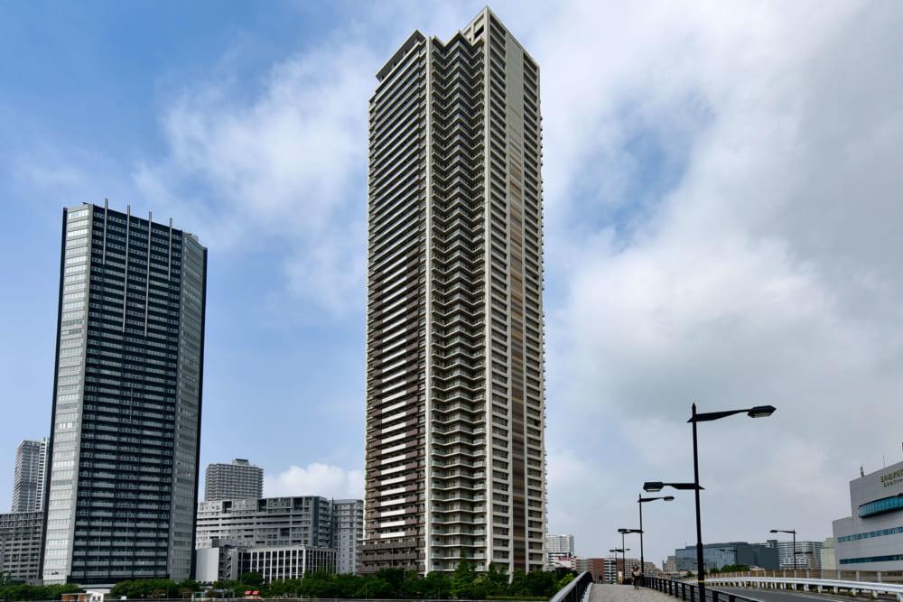 買い物利便性と開放感を手にする立地、プラウドタワー東雲キャナルコートの魅力とは