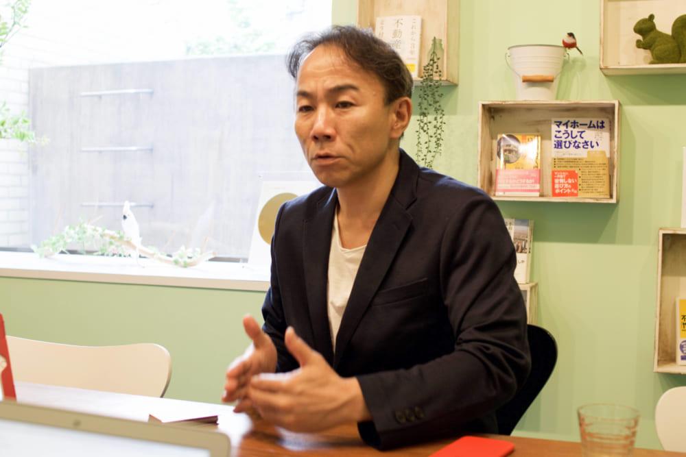 長嶋修氏インタビュー