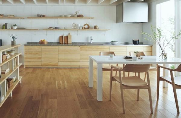 Ⅰ型キッチン(壁付き型)