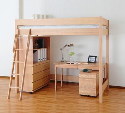 子供部屋ベッド