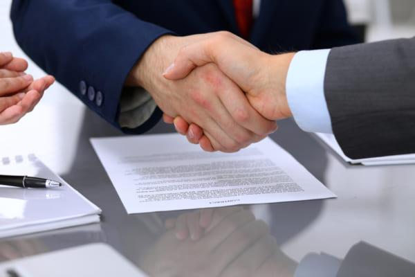 マンション売却の契約・決済のイメージ
