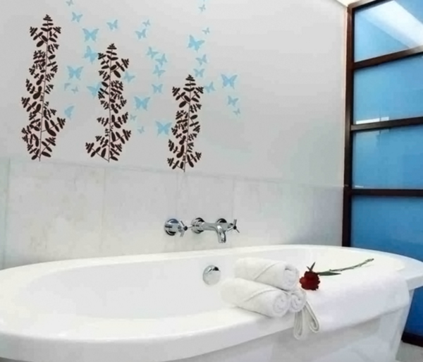 バスルーム インテリア