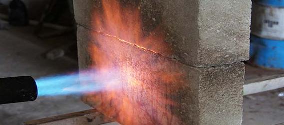 優れた耐火性で火災保険が安くなる