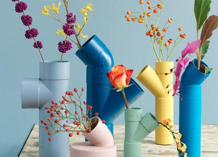 diy 花瓶