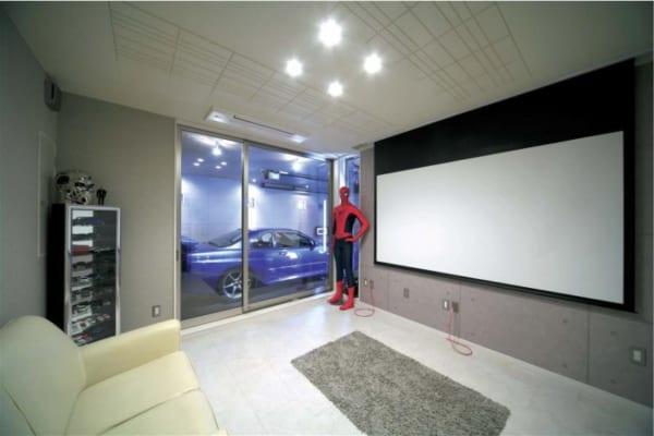 ホームシアターや音楽ルームなどの趣味部屋作りに最適!