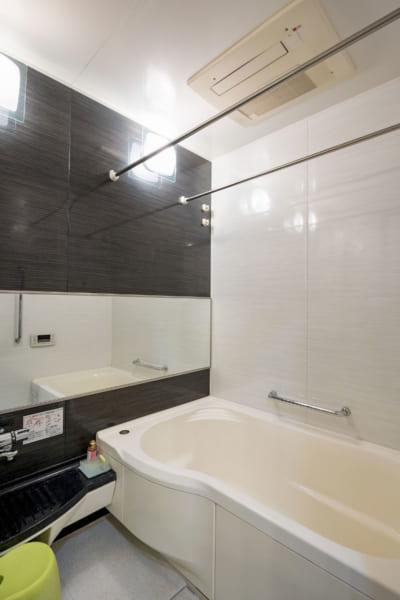 豊洲シエルタワー バスルーム