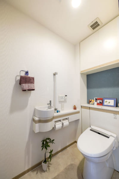 豊洲シエルタワー トイレ