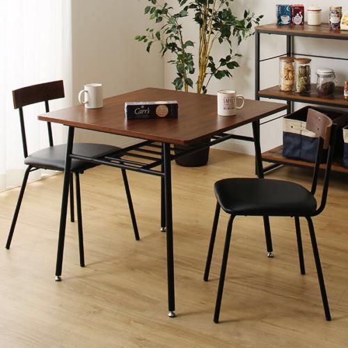 シェルフ付きのテーブルも!? ニトリのダイニングテーブルセットを使ったインテリア実例集!