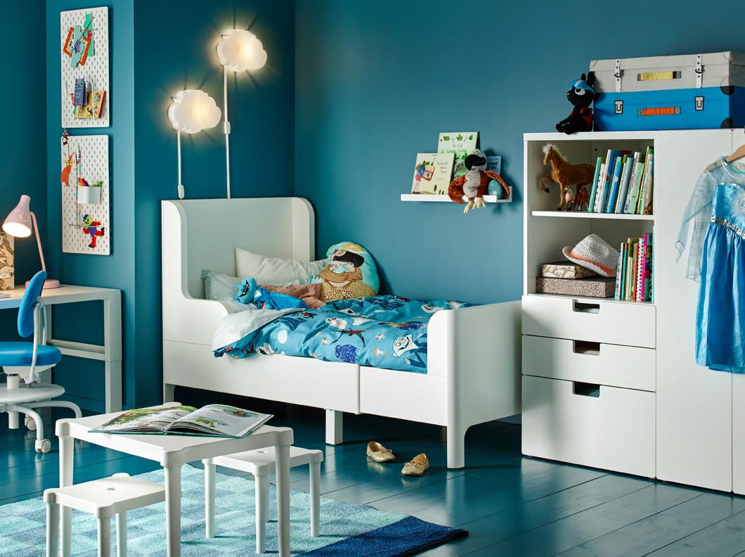 子供部屋も「IKEA」でコーディネート!人気のSTUVAシリーズがすごい