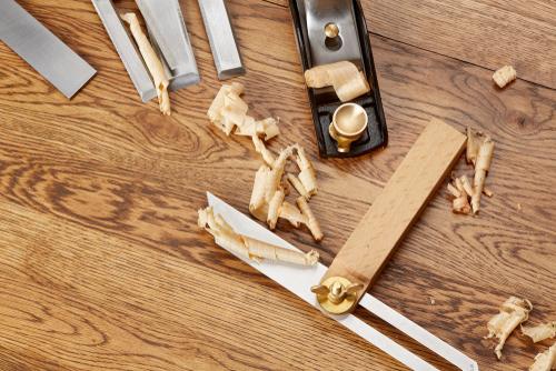 DIYの木材を切る!