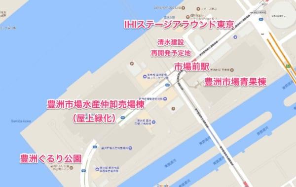市場前駅マップ