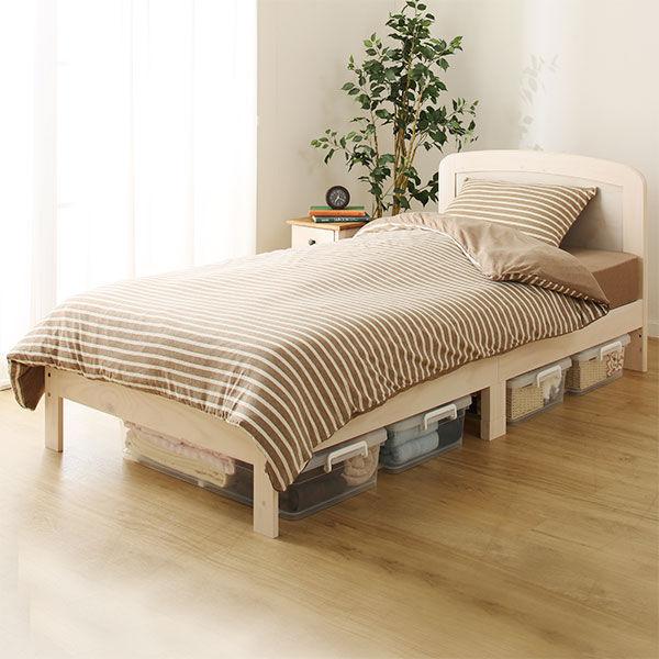 寝室の主役ベッドフレームならば、ニトリにおまかせ! おすすめベッド10選をご紹介