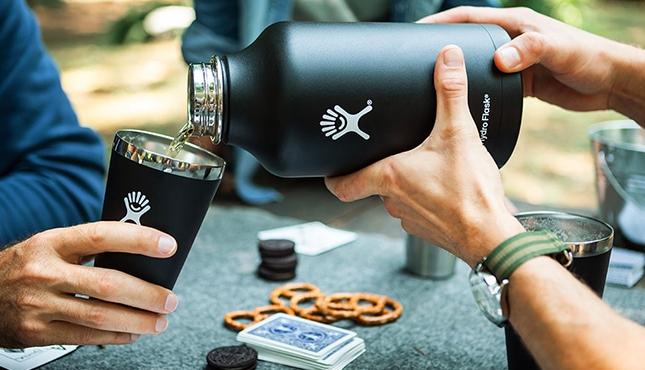 炭酸・温かい飲み物なんでも入れられる!ACTUS「Hydro Flask(ハイドロフラスク)」の水筒を紹介